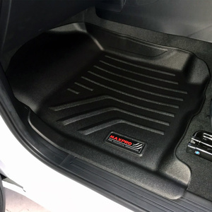 Mazda BT50 04/2018 + Max floor mats full set