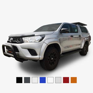 Hilux 10/2015-08/2018 flares EGR full set 41mm wide
