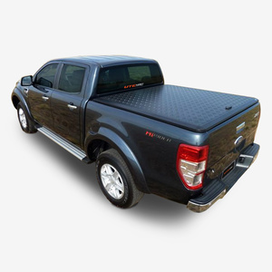 Hilux 09/2018 + SR5 Hard Lid EGR Alloy Load Shield Black