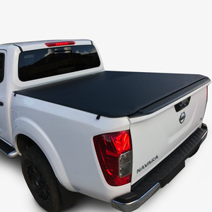 Navara NP300 Tonneau Tuff clip on plain