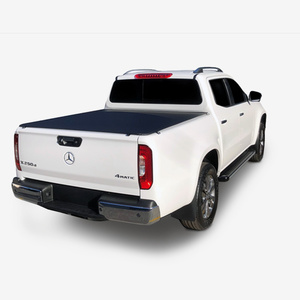 Mercedes X Class Tonneau Tuff no drill Plain