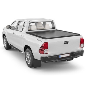 Hilux 09/2018-08/2020 Mountain Top Roll Top lid SR5 Black