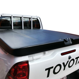 Hilux 10/2015 -08/2018 hard lid MaxCover Black Textured