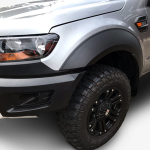 Ranger PX MKII flares M35 Bull Bar full set Black textured