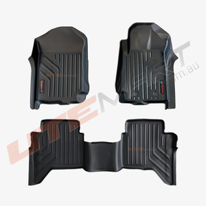 Mazda BT50 11/2011-03/2018 Max floor mats full set