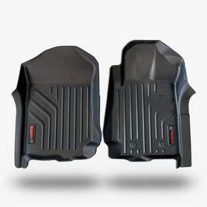 BT50 09/2020 + MaxPro floor mats front set