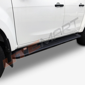 DMax 06/2016-01/2017 side steps MaxSide step Standard