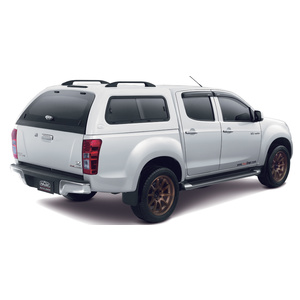 Dmax Canopy slide windows 527 Splash White