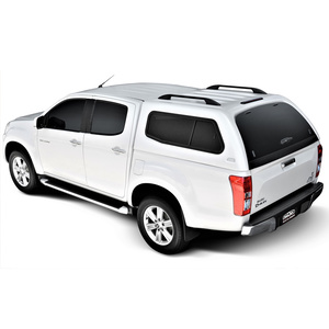 The Max pack Dmax Max canopy lift windows 527 Splash White ute liner and fitting
