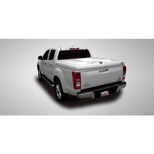 DMax 06/2016-01/2017 Hard ute lid 45D 527 Splash White
