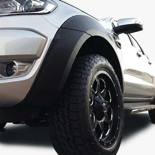 Ranger PX MKII flares M35 front Set Black textured